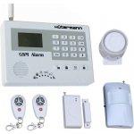 Hutermann GSM bezdrátový alarm s GSM telefonem Guard HG-114 CZ