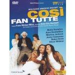 Mozart-welser-most: Cosi Fan Tutte DVD