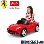 RASTAR Elektrické auto Ferrari F12 Berlinetta