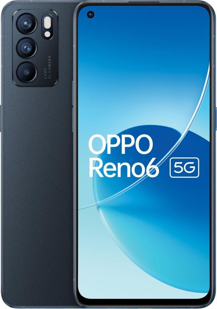 OPPO Reno 6 5G 8GB/128GB na Heureka.cz
