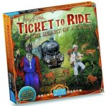 Days of wonder Ticket to Ride: The Heart of Africa