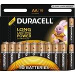 Baterie DURACELL PLUS POWER AA 18 ks
