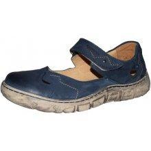 130c9a642d0 Kacper vycházková obuv 2-1172 modrá