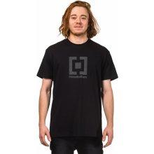 Horsefeathers BASE T Shirt black reflective