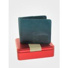 Levis kožená peněženka 77173 0731 17 Modrá