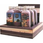 Bohemia Herbs Lavender La Provence display sprchové gely mix 15x 100 ml