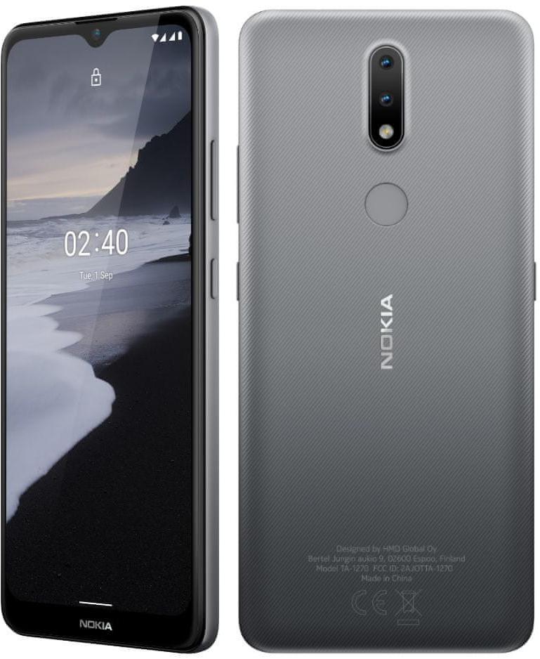 Nokia 2.4 2GB/32GB Dual SIM na Heureka.cz