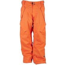 CAPPEL kalhoty PHINNEY INS. DARK/ORANGE/HER oranžová
