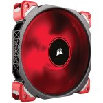 Corsair ML140 PRO LED Red 140mm PWM Premium Magnetic Levitation Fan, CO-9050047-WW