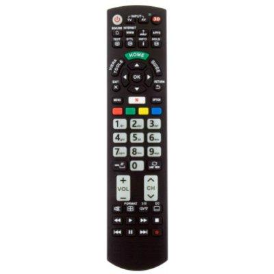 Emerx Panasonic univerzální dálkový ovladač pro TV od roku 2000 s funkcí učení se.