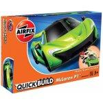AIRFIX Quick Build auto J6021 McLaren P1 zelená