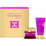 Escada Especially Elixir EdP 75 ml + tělové mléko 50 ml dárková sada