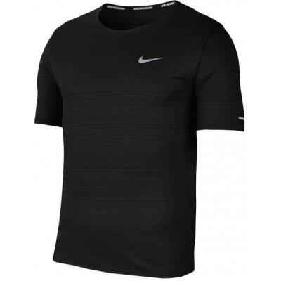 Nike pánské tričko Dri-FIT Miler černé