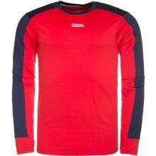 Nordblanc NBFMF5893 SLING červená pánské nordic tričko s dlouhým rukávem