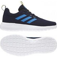 Adidas Performance LITE RACER CLN K Tmavě modrá   Modrá   Žlutá 39b7a82d37