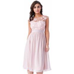 Goddiva společenské šaty krátké růžová od 1 699 Kč - Heureka.cz 8da9e4e272