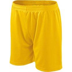 Pánské šortky Playtime šortky pánské žluté 4c30897e32b