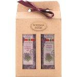 Bohemia Herbs Lavender sprchový gel 250 ml + vlasový šamon 250 ml dárková sada