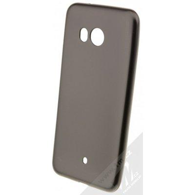 Pouzdro Forcell Jelly Matt Case HTC U11 černé