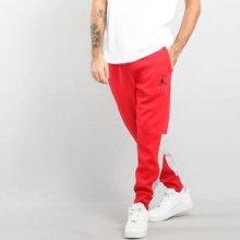 Jordan Flight Fleece Cement Pant červené