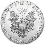 Eagle Stříbrná mince 1 Oz