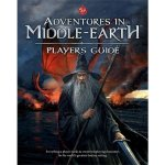 Hra na hrdiny D&D: Adventures in Middle-Earth Player's Guide (Fifth Edition)