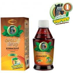 Imunita Topvet echinacea dětský sirup s fruktozou 120 g