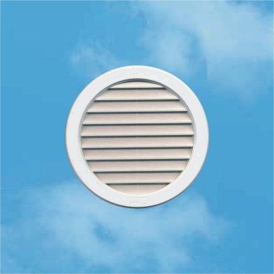Edil Plast, Refax Větrací mřížka kruhová VM 110 plastová T11