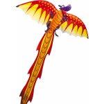 Létající drak 3D pro děti DRAGON 102x320 cmGünther
