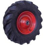 Bantamové kolo s kovovým diskem 4.00-8, 400 mm, 250 kg