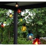STAR TRADING Světelný LED řetěz Colour - 16 žárovek, multi barva, plast