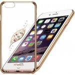 Pouzdro X-FITTED SWAROVSKI Apple iPhone 6 Plus   6S Plus zlaté 10192ae59cd