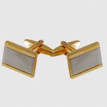 Assante manžetové knoflíčky 90574 zlatá