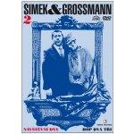Miloslav šimek & jiří grossmann: návštěvní dny; hop dva tři - 2. díl DVD