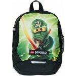 LEGO batoh Ninjago Lloyd černý/zelený