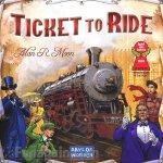 Days of wonder Ticket to Ride: Základní hra