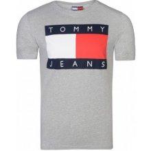 Tommy Hilfiger 90's Pánské Tričko Grey