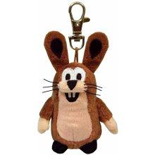 Přívěsek na klíče Bino Krteček a jeho kamarádi Zajíc 8cm