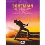Queen: Bohemian Rhapsody (noty na klavír, zpěv, kytarové akordy)