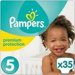 Pampers Premium protection 5 35 ks