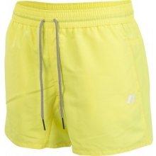 koupací šortky VINTAGE žlutá