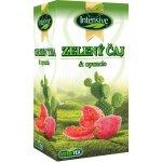 Vitto Tea Intensive Zelený čaj s opuncií porcovaný 40 g 20 x 2 g