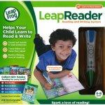 Leapfrog Čtecí tužka Leapreader zelená