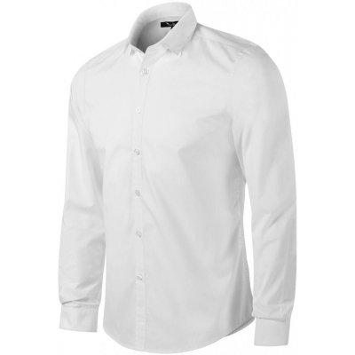 Adler košile dlouhý rukáv 209 bílá