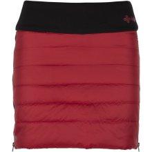 Kilpi zimní zateplená sukně Matira JL0014KIRED červená 92a9bdbebc