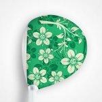 ClubCrown - Flowers 3 - Green