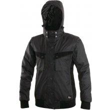 Canis Cxs Irvine dámská zimní bunda šedo černá