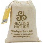 Healing Nature sůl koupelová s heřmánkem 1 kg
