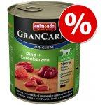 Animonda Gran Carno Adult hovězí & jehněčí 6 x 800 g