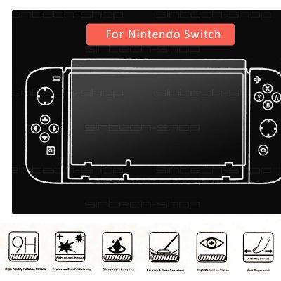 Sintech Premium Ochranné tvrzené sklo 9H Nintendo Switch controller